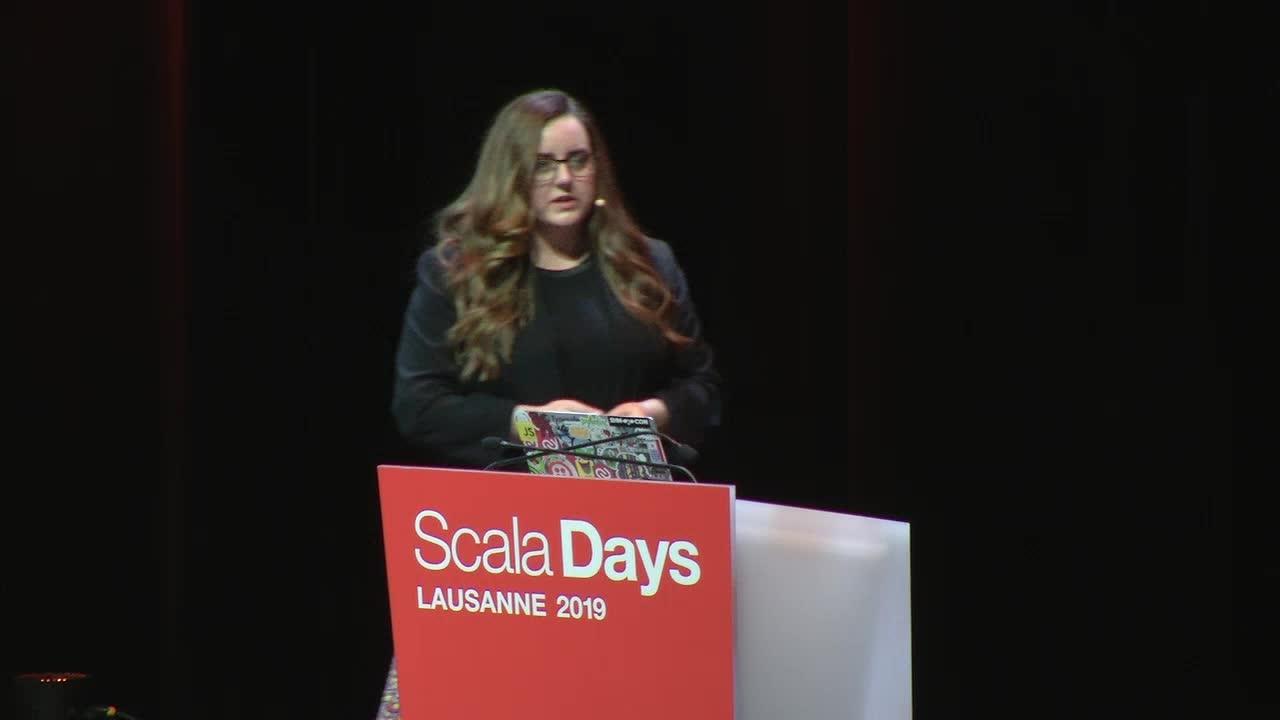Building a Better Scala Community | Kelley Robinson, Developer